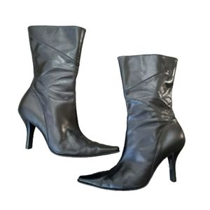 Kenneth Cole NY Leather Boots